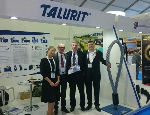 Exhibitions with Talurit!