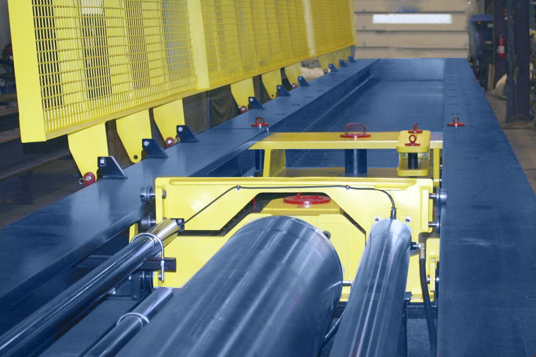 300t Test Bed Talurit Mechanical Splicing Systems