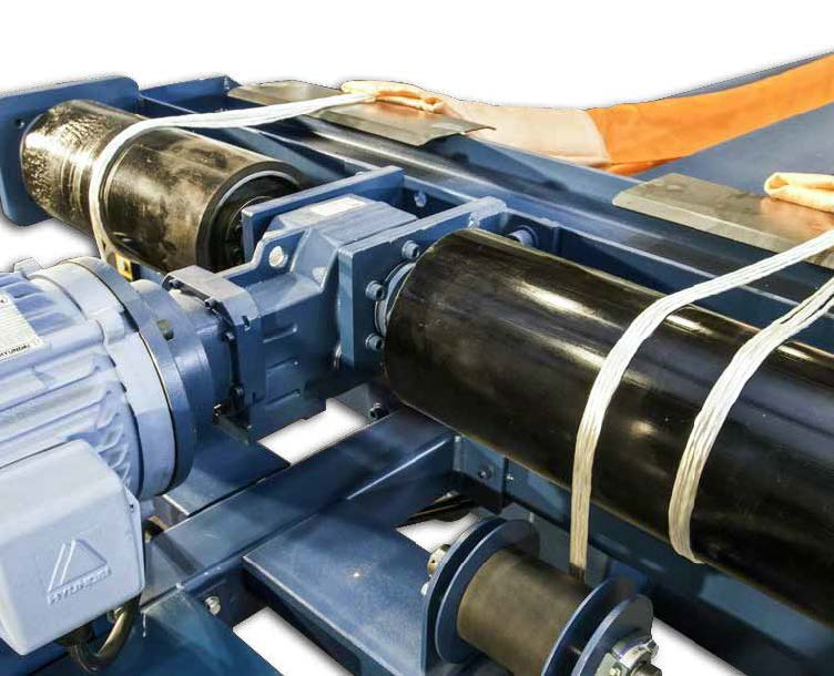 Round Sling Machine Talurit Mechanical Splicing Systems