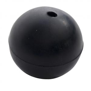 Rubber shock ball